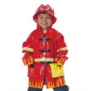 Kidorable Fireman Raincoat 5/6
